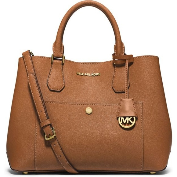 630e56bb83 Michael Kors Large Greenwich Grab Bag Tote. NWT